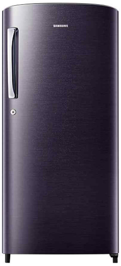 Best price on Samsung RR19J2784UT/NT/YT 192 Litres 4S Single Door Refrigerator  in India