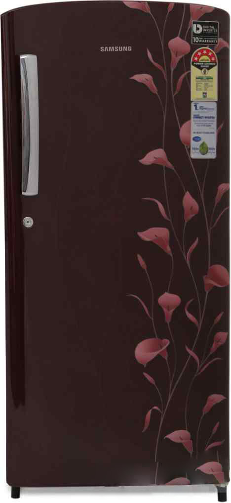 Best price on Samsung RR19K173ZRZ/HL 192 L Single Door Refrigerator in India