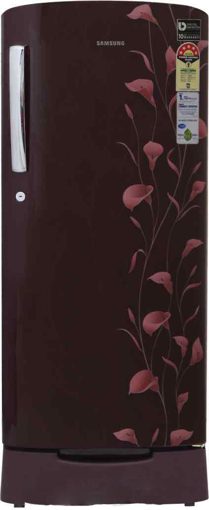 Best price on Samsung RR19K182ZRZ 192 Litres Single Door Refrigerator in India