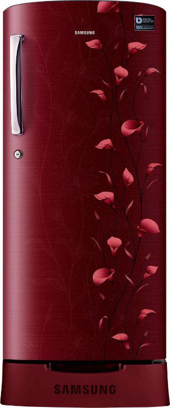 Best price on Samsung RR21K282ZRZ 212 Litres Single Door Refrigerator in India