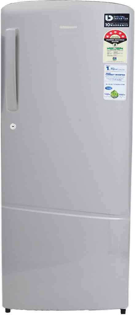 Best price on Samsung RR22K242ZSE 212 L Single Door Refrigerator in India