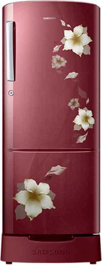 Best price on Samsung RR22K287ZB2 212 L 5S Single Door Refrigerator in India