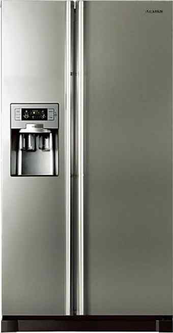 Best price on Samsung RS21HUTPN1 585 Litres Side By Side Door Refrigerator in India