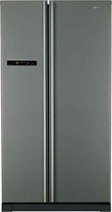 Best price on Samsung RSA1SHMG1 580 Litres Side by Side Door Refrigerator in India