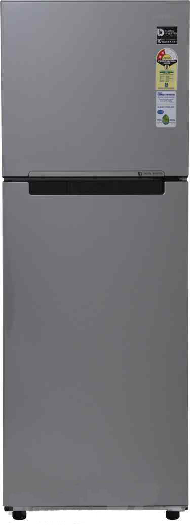 Best price on Samsung RT28K3022SE 253 Litre Double Door Refrigerator in India