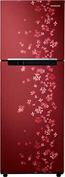 Best price on Samsung RT28K3082RY 2S 251 Litres Double Door Refrigerator in India