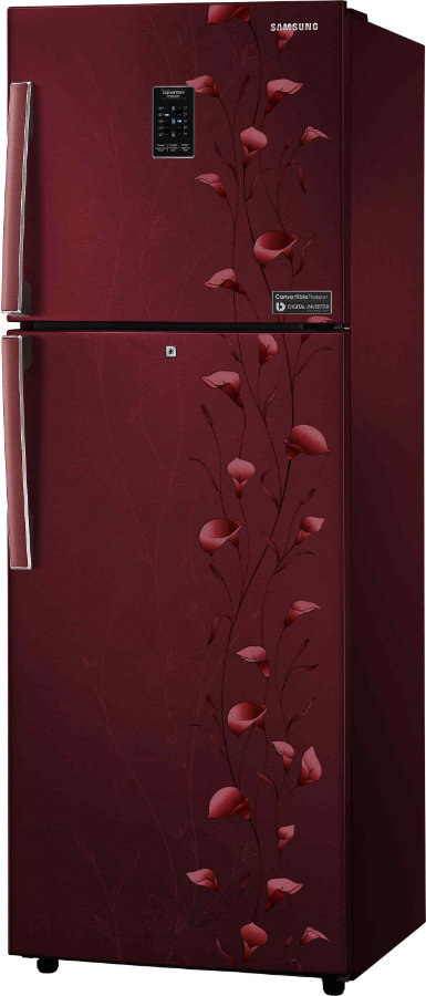 Best price on Samsung RT28K3922RZ 253 Litre Double Door Refrigerator in India