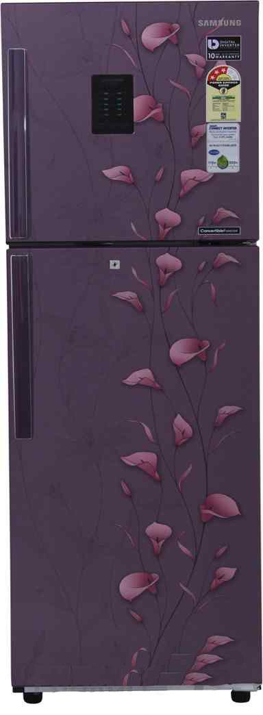 Best price on Samsung RT28K3953PZ 3S 253 Litres Double Door Refrigerator in India