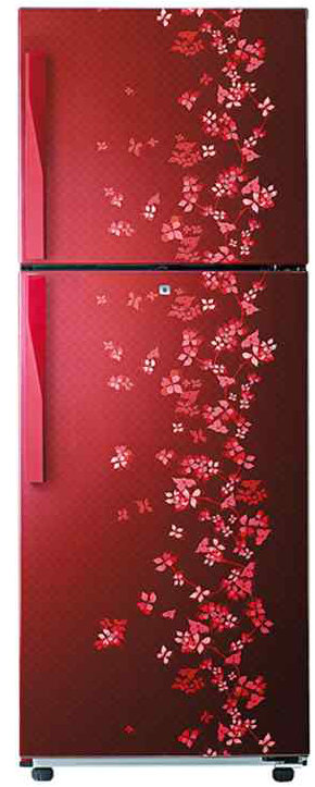Best price on Samsung RT29HAJSARY 275 Ltr 3S Double Door Refrigerator (Sanganeri)  in India