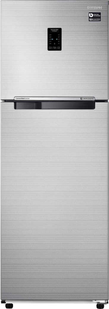 Best price on Samsung RT30K3723S8 275L Double Door Refrigerator in India