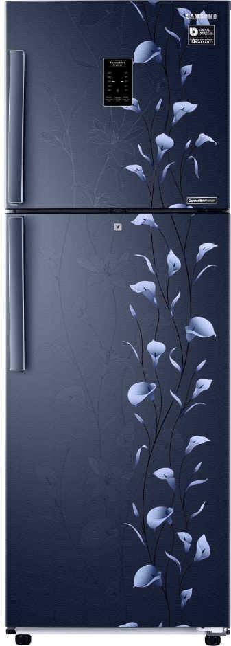 Best price on Samsung RT30K3983BZ/UZ 272 Litre Double Door Refrigerator in India