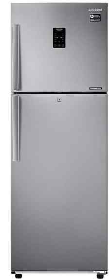 Best price on Samsung RT30K3983SL 272 Litre Double Door Refrigerator in India