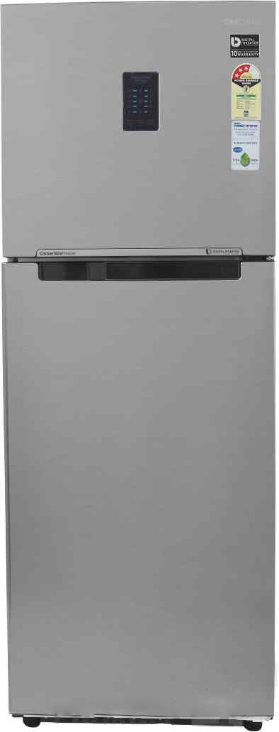 Best price on Samsung RT34K3743S8/HL 321 Litres 3S Double Door Refrigerator in India
