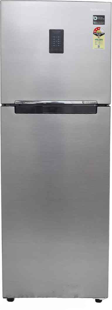 Best price on Samsung RT37K3763S9/HL 345 L Double Door Refrigerator in India