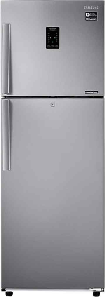 Best price on Samsung RT37K3993SL 340 Litre Double Door Refrigerator in India