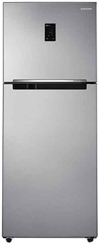 Best price on Samsung RT39HDAGESL/TL 393 Ltr 4S Double Door Refrigerator  in India