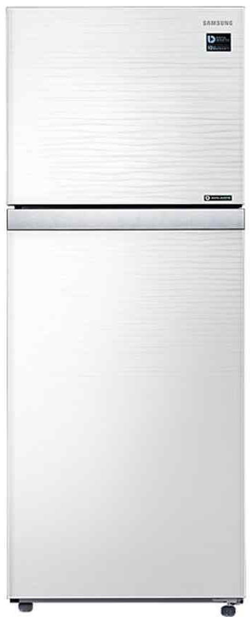 Best price on Samsung RT39K50681J/TL 3S 394 Litres Double Door Refrigerator  in India