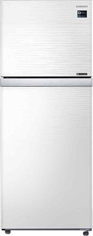Best price on Samsung RT39K50681J/TL 4S 393 Litres Double Door Refrigerator in India