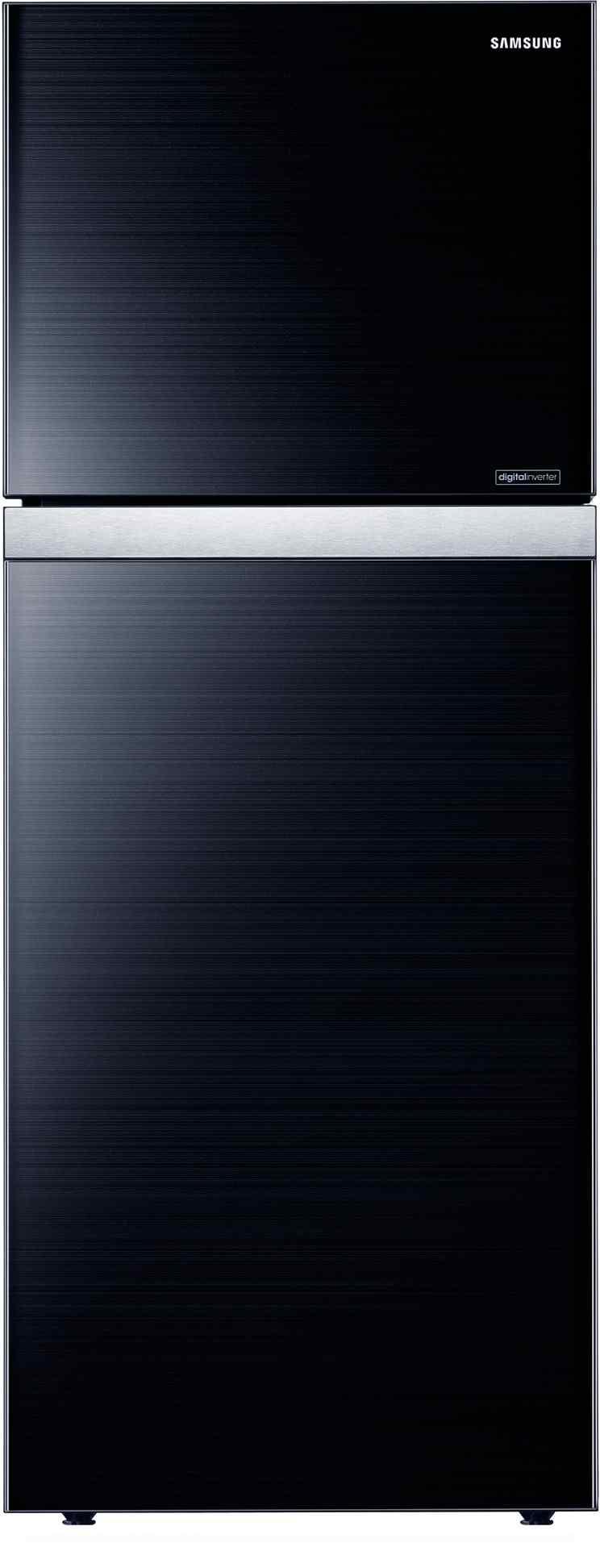Best price on Samsung RT42HAUDEGL 401 Litres 4S Double Door Refrigerator (Glass) in India