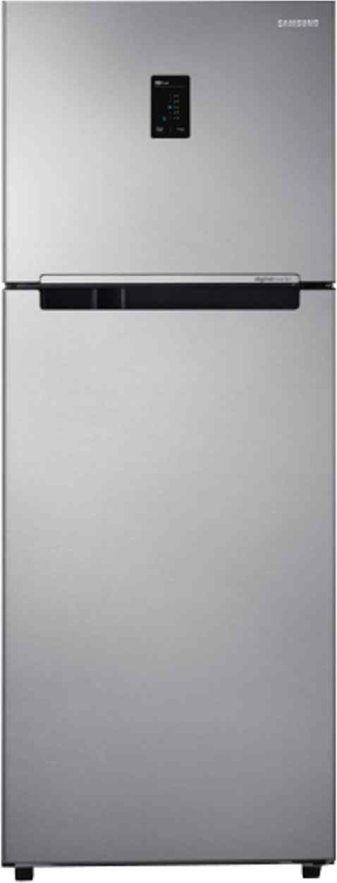 Best price on Samsung RT42HDAGESL/TL 415 Ltr 4S Double Door Refrigerator in India