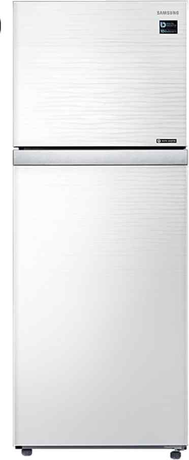 Best price on Samsung RT42K50681J 415 Litres Double Door Refrigerator in India
