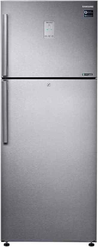 Best price on Samsung RT47K6358SL 465 Litre Double Door Refrigerator in India