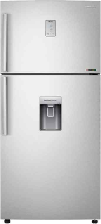 Best price on Samsung RT54H667ESL 528 Litres 4S Double Door Refrigerator in India