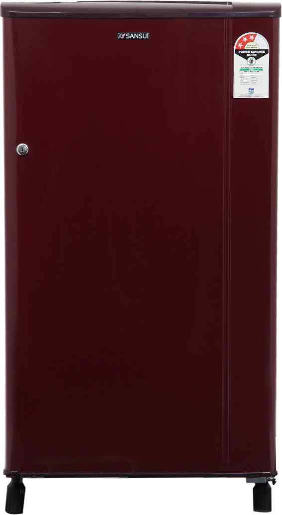 Best price on Sansui SH163 150 Litres 3S Single Door Refrigerator in India