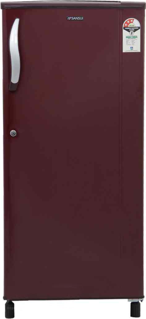 Best price on Sansui SH203 190 Litres 3S Single Door Refrigerator in India