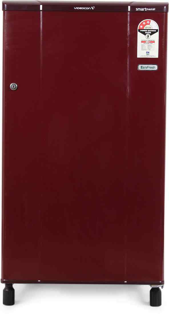 Best price on Videocon VA163BBR/SG 150 Litres Single Door Refrigerator in India