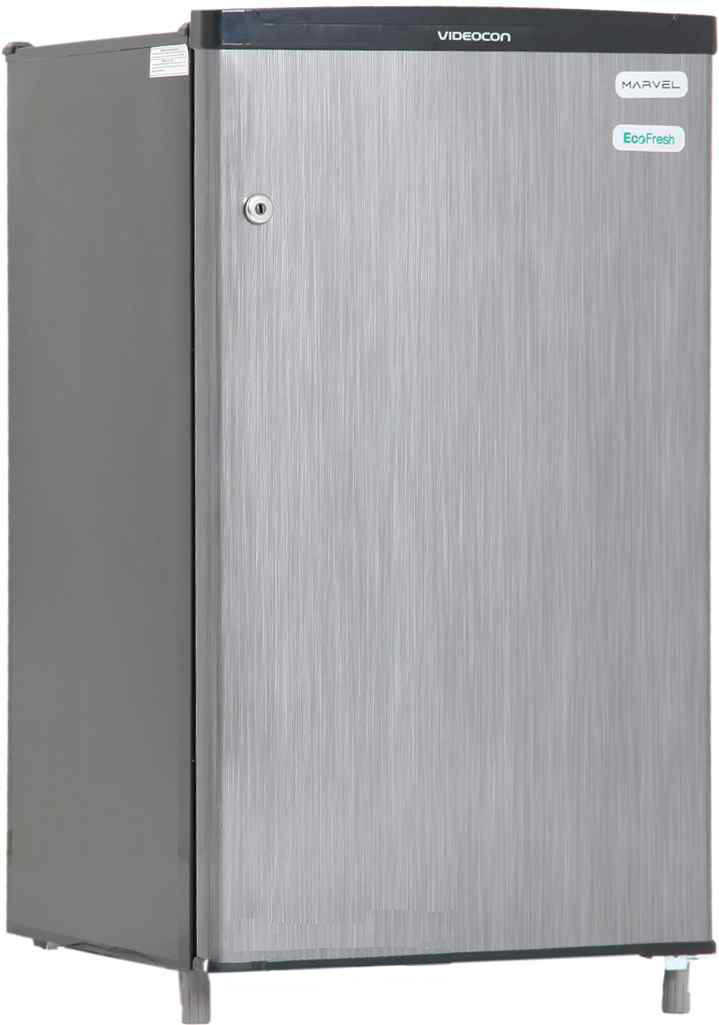 Best price on Videocon VC90PSH/91SH 80 Litres Single Door Refrigerator in India