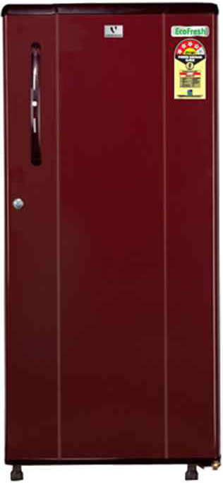 Videocon VKE204 190 Litres 4S Single Door Refrigerator