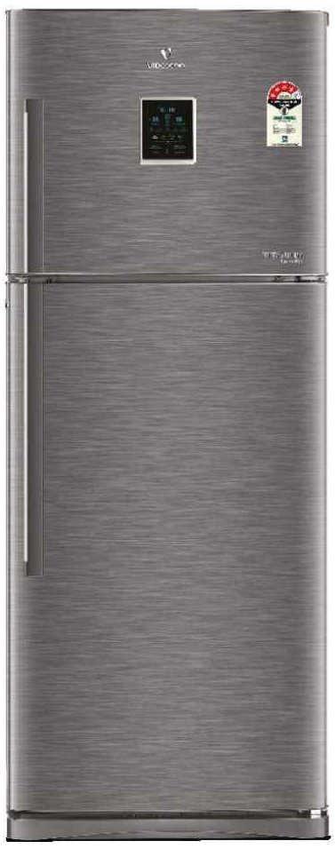 Best price on Videocon VZ263PECGZ 250 L 3S Double Door Refrigerator  in India