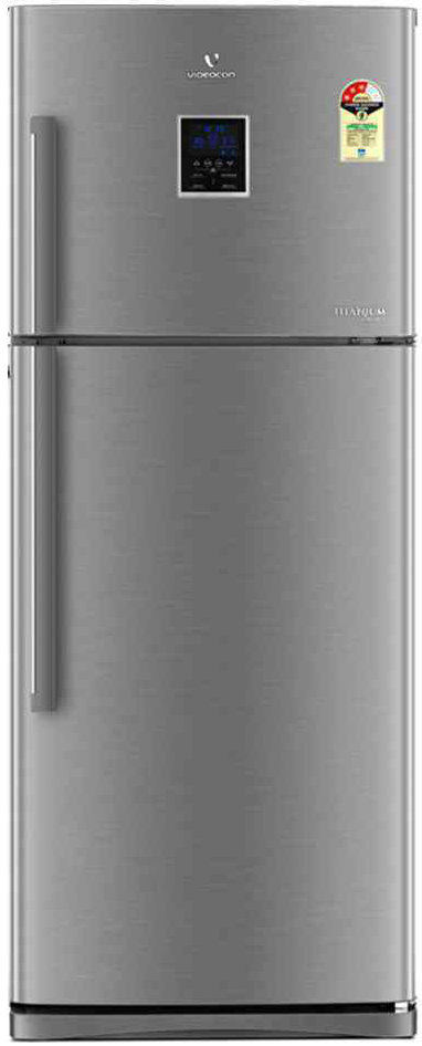 Best price on Videocon VZ293SECSS-HFK 280L Double Door Refrigerator  in India