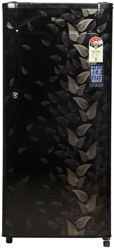 Best price on Whirlpool 205 Genius Cls Plus 4S 190 Litres Single Door Refrigerator (Fiesta)  in India