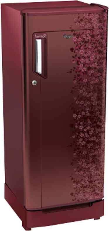 Best price on Whirlpool 205 IM Power Cool Royal 5S (Exotica) 190 Litres Single Door Refrigerator in India