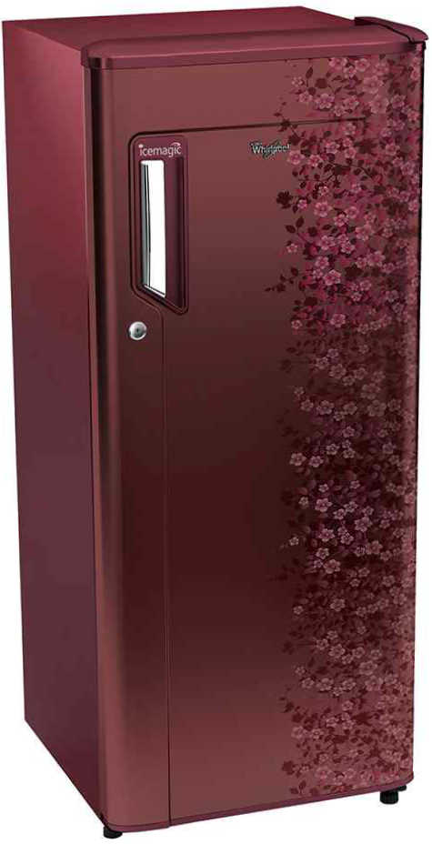 Best price on Whirlpool 205 IM Powercool PRM 5S (Exotica) 190 Litre Single Door Refrigerator  in India