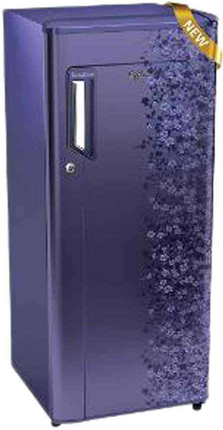 Best price on Whirlpool 215 IMFRESH PRM 5S (Exotica) 200 Litre Single Door Refrigerator  in India