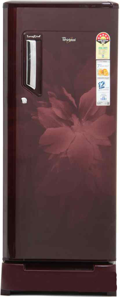 Best price on Whirlpool 215 IM FRESH ROY 5S (Regalia) 200 Litre Single Door Refrigerator in India
