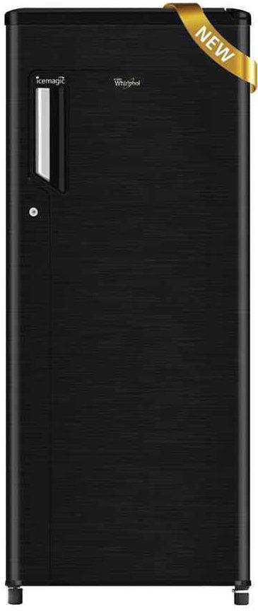 Best price on Whirlpool 230 Icemagic Fresh Premier 215 Litres Single Door Refrigerator (Titanium)  in India
