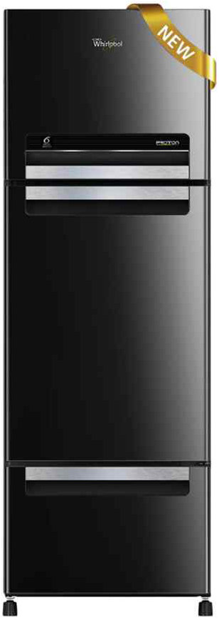Best price on Whirlpool FP 343D Protton Royal 330 Ltr Triple Door Refrigerator (Mirror)  in India