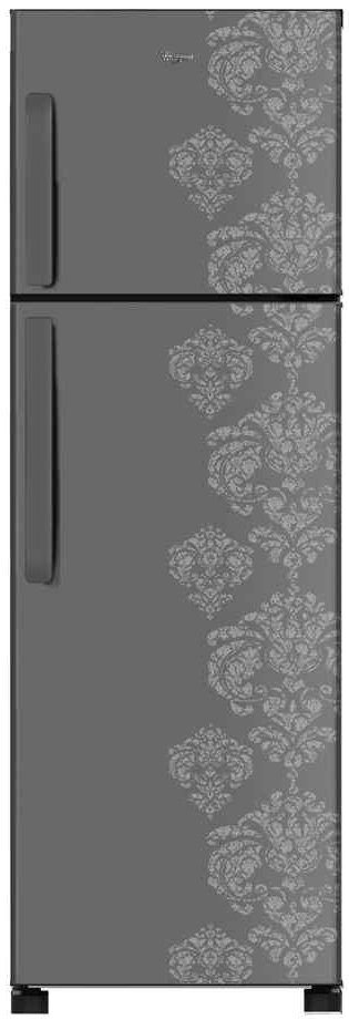 Best price on Whirlpool NEO FR258 Classic Plus 3S 245 Litres (Orchid) Double Door Refrigerator  in India