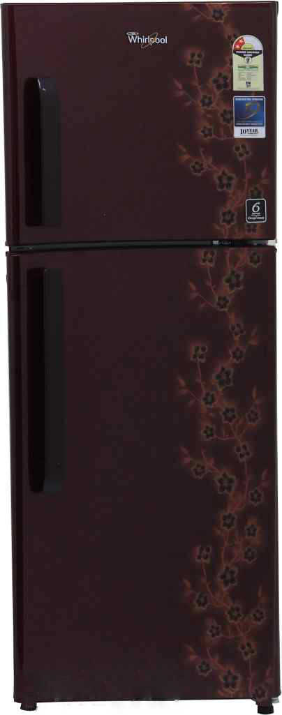 Best price on Whirlpool NEO FR258 CLS PLUS 2S (Adonis) 245 Litres Double Door Refrigerator in India