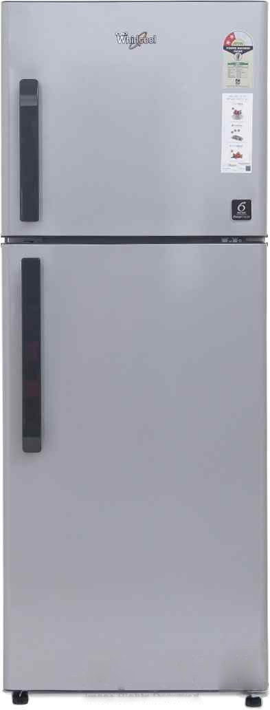 Best price on Whirlpool NEO FR258 CLS PLUS 2S 245 Litres Double Door Refrigerator (Swiss Silver) in India