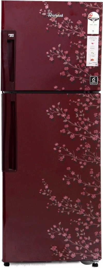 Best price on Whirlpool NEO FR258 ROY 2S (Gloria) 245 L Double Door Refrigerator in India