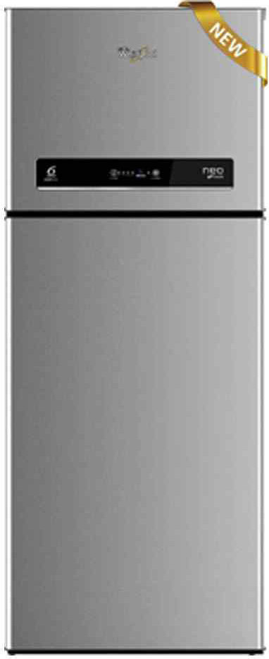 Best price on Whirlpool NEO IF258 ELT 245 L 3S Double Door Refrigerator  in India