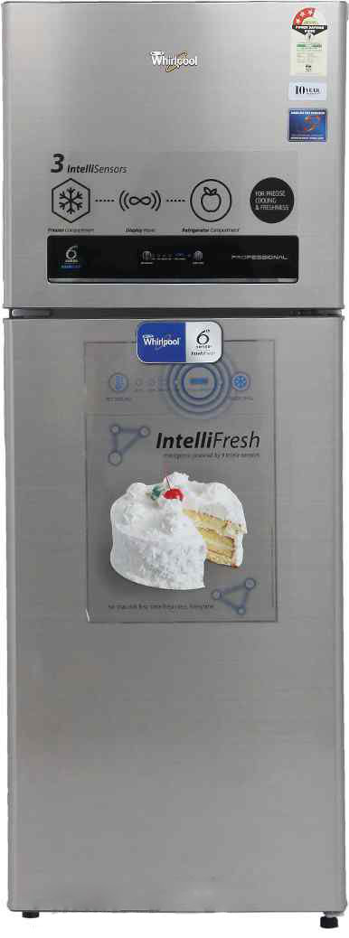 Best price on Whirlpool PRO 425 ELT 2S 410 Litre Double Door Refrigerator in India