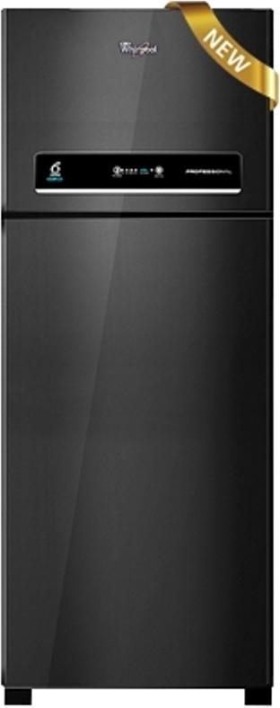 Best price on Whirlpool Pro 465 ELT 3S 445 Litres Double Door Refrigerator (Alpha Steel) in India
