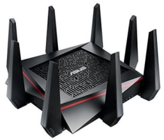 Best price on Asus AC5300 Wireless Tri-Band Up to 4334Mbps Router in India