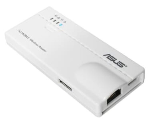 Best price on Asus WL-330N3G 6-in-1 Wireless-150N Mobile Router in India